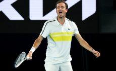 Australian Open – 2021: Медведев в финале против Джоковича! Серия побед Даниила – уже 20 матчей!