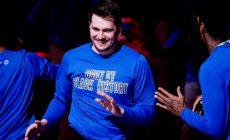 Лука Дончич провёл фантастический месяц и поднял «Даллас» со дна турнирной таблицы