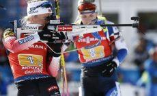 Француженка Симон выиграла последнюю гонку биатлонного сезона, Кубок мира – у Вирер