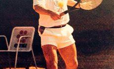 Марадона обожал теннис: ходил еще с 80-х, летал на Кубок Дэвиса в Москву и довел Федерера до слез
