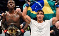 UFC 253, Исраэль Адесанья — Пауло Коста: когда бой, где смотреть. Онлайн-трансляция